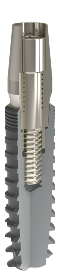 Implantologia dentale protesi impianti dentali sistema implantare Matrix - Linea Conex img01