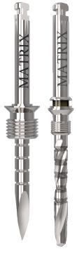 Implantologia dentale protesi impianti dentali sistema implantare Matrix - img02 frese iniziali