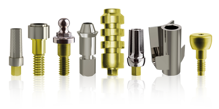 Implantologia dentale protesi impianti dentali sistema implantare Matrix - inthex analogica